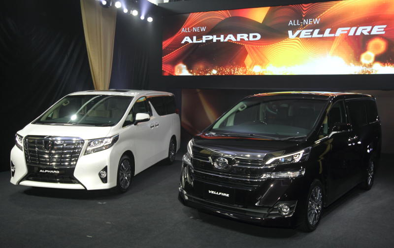 all new alphard vs vellfire harga yaris trd sportivo 2014 toyota and 2016 launched carsifu subang jaya the premium mpvs from is now available with two variants for standard 3 5 litre