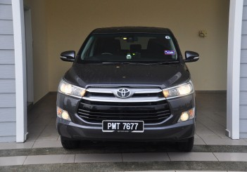 all new kijang innova 2.0 g toyota yaris trd supercharger kit the smooth er operator carsifu 2 0g 11