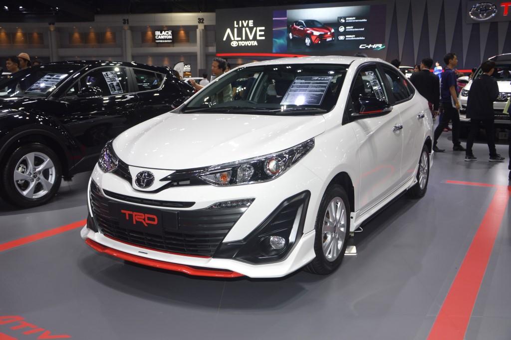 toyota yaris trd 2018 harga grand new avanza otr surabaya bangkok motor show ativ in kit carsifu 1