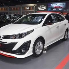 Toyota Yaris Trd Harga Mobil Bekas Grand New Avanza 2015 2018 Bangkok Motor Show Ativ In Kit Carsifu