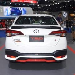 Toyota Yaris Ativ Trd All New Camry Australia 2018 Bangkok Motor Show In Kit Carsifu 7