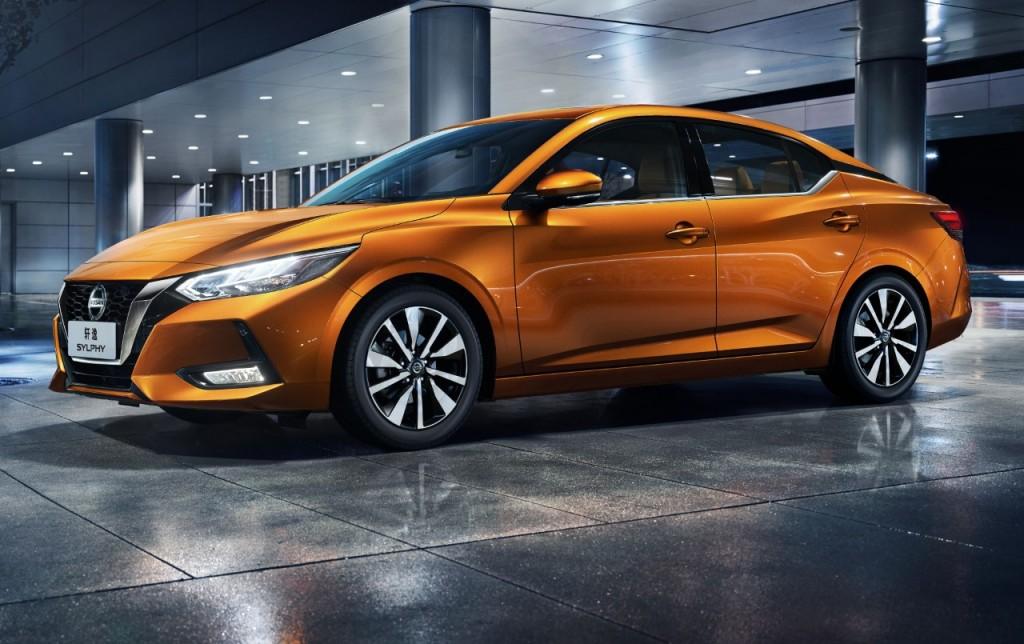 Auto Shanghai 2019 Allnew Nissan Sylphy unveiled  CarSifu