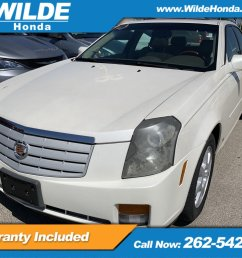 pre owned 2007 cadillac cts 4dr sdn rwd 3 6l [ 1600 x 1200 Pixel ]