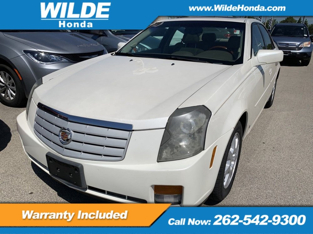 medium resolution of pre owned 2007 cadillac cts 4dr sdn rwd 3 6l