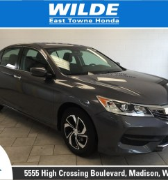 certified pre owned 2017 honda accord lx [ 1024 x 768 Pixel ]