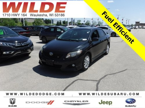 small resolution of pre owned 2010 toyota corolla s