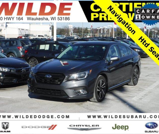 Certified Pre Owned  Subaru Legacy Sport