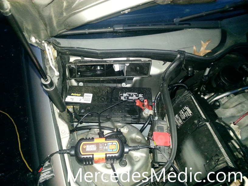 how to do home electrical wiring diagrams stem and leaf diagram gcse properly charge a dead car battery - mercedes medic