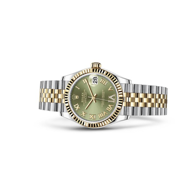 Rolex Datejust In Oystersteel And Gold M278273-0016