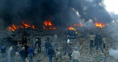 """توقيف 16 شخصا على ذمة التحقيق في """"انفجار بيروت"""".. وتجميد حسابات 7 مسئولين في ميناء بيروت"""