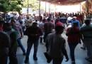 دار الخدمات: اعتصام عمال مجمع الألومنيوم احتجاجًا على خفض مكافاة الإنتاج السنوية بعد تطبيق اللائحة الجديدة لقطاع الأعمال