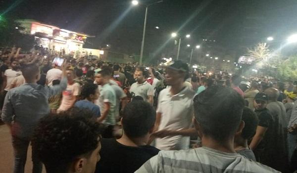 """بالأسماء.. """"المفوضية المصرية"""" عن أحداث 20 سبتمبر: القبض على 284 شخصا بينهم 53 قاصرا و87 مختفين"""
