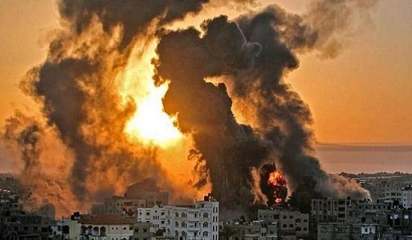 """شبهات حول استشهاد فلسطينيين في غزة بغازات سامة.. وكتائب """"القسام"""" متوعدة: قصف تل أبيب أسهل من شربة ماء"""