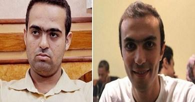 غدًا نظر تجديد حبس وليد شوقي ومحمد عادل.. ومحام: محبوسان منذ 2018 ونتمنى غلق سلسلة القضايا والتدوير