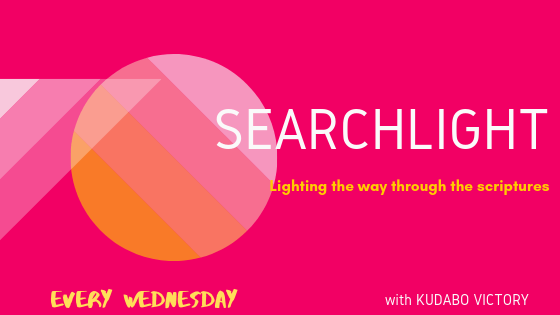 Searchlight Wednesday: Ripples