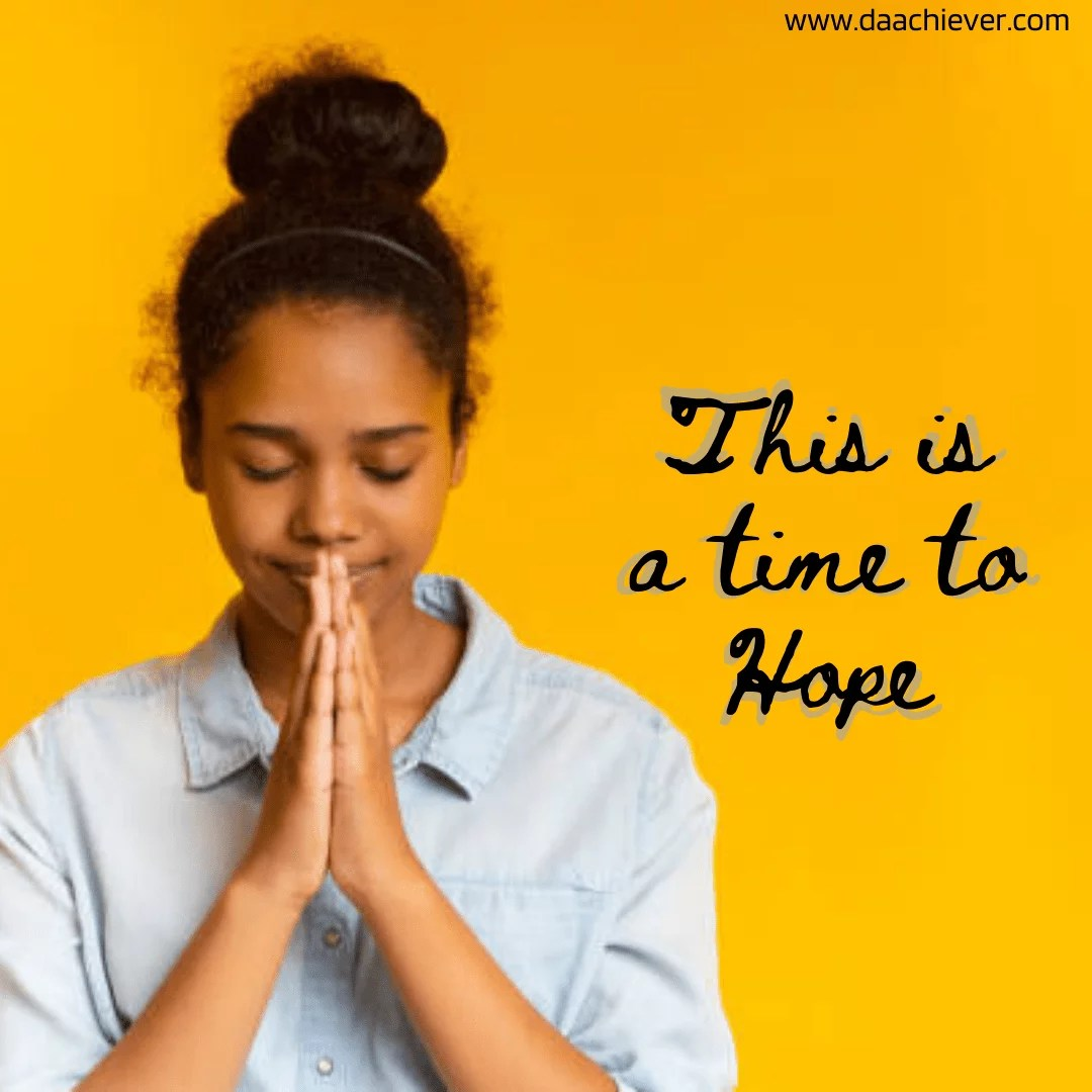 3 things to do while we hope in God