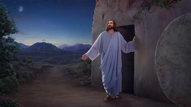 The Resurrection Morning: The Savior Lives