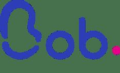 Logo de Bob, sur Daan Technologies. Jetez l'éponge, adoptez Bob, le premier mini lave-vaisselle 2 couverts ultra-rapide (cycle rapide de 20 minutes), éco-responsable, intelligent et connecté, portable et autonome (grâce à son réservoir d'eau amovible), design, durable et Made in France.