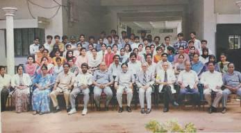 DCMS 1992 Batch