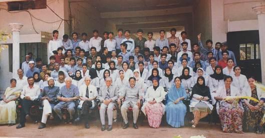 DCMS 1993 Batch