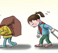 متوسط طبقہ کے بچوں کی زندگی کا المیہ: مدثر احمد