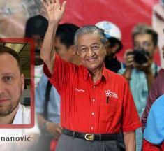ملائیشیا کے چونکا دینے والے انتخابی نتائج: Ermin Sinanović