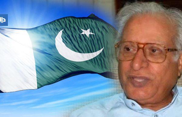 پاکستان : خطۂِ خاک یا ارضِ پاک؟  فتح محمد ملک