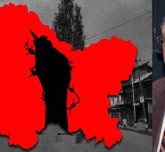 مسئلہ کشمیر اور ھمارے دانشور ادیب —-فتح محمد ملک