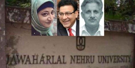 جواہر لعل یونیورسٹی: سلیم منصور خالد کے تاثرات اور اثرات ——– تزئین حسن