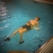 Mijn zwemdiploma is weer binnen (2015)