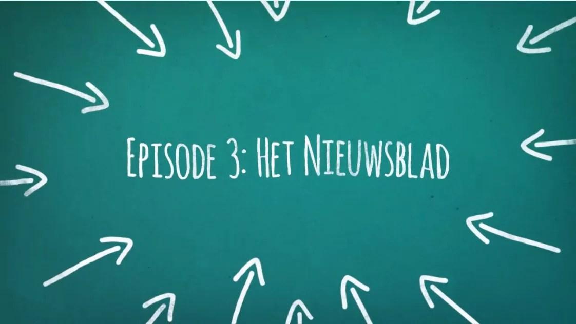 Het Nieuwsblad expliqué par DaarDaar