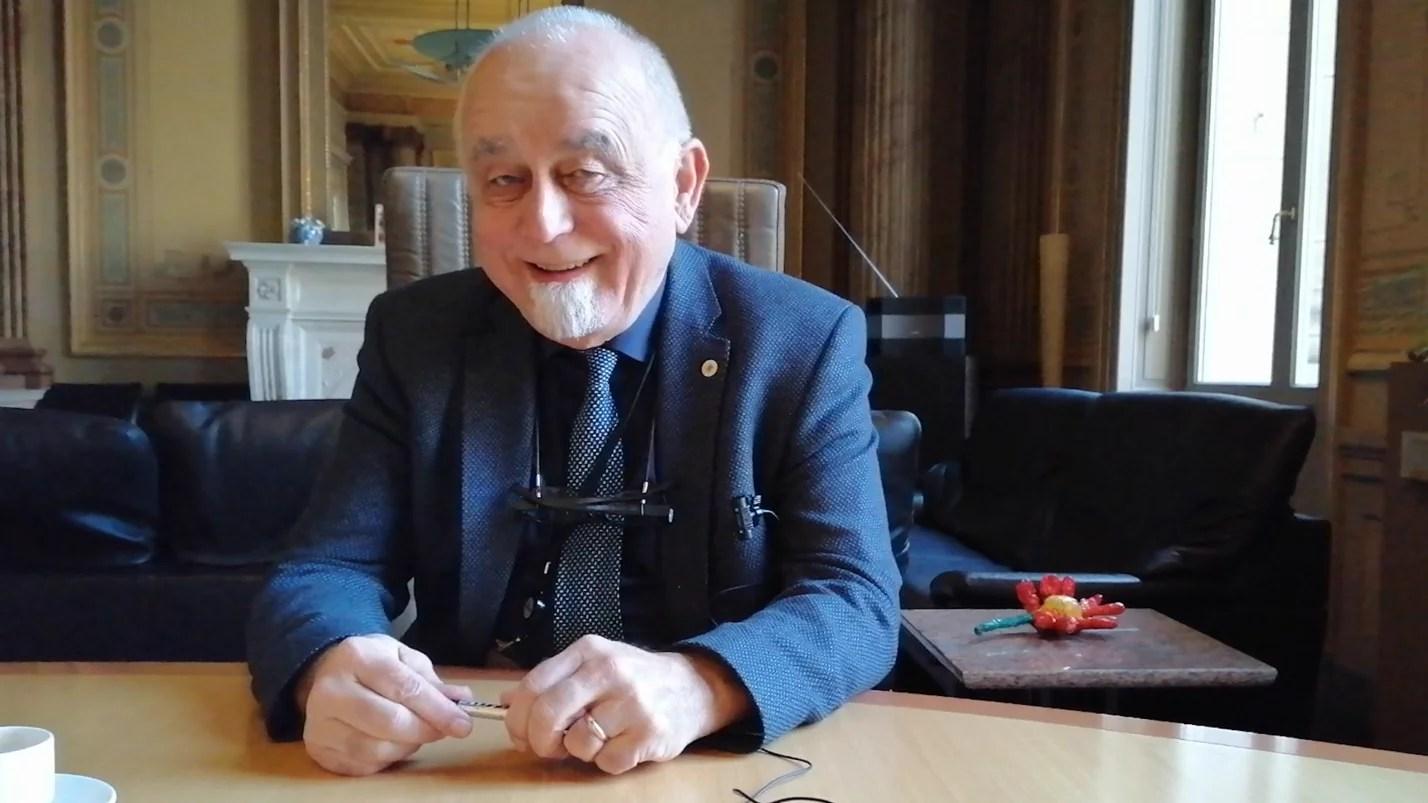 Jan Peumans (N-VA): «Un Wallon est plus sympa et tolérant qu'un Flamand»