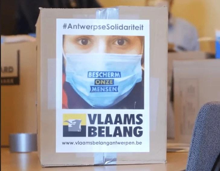 Comment le Vlaams Belang récupère le coronavirus à des fins politiques