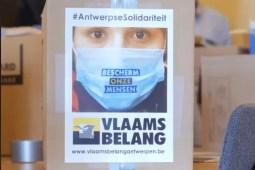 Vlaams Belang coronavirus