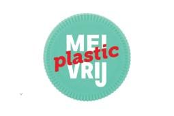 logo de Mei plastic vrij pour un mois sans plastique