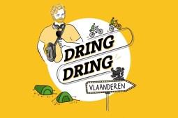 Dring Dring, le podcast de DaarDaar qui vous fait découvrir la Flandre à vélo