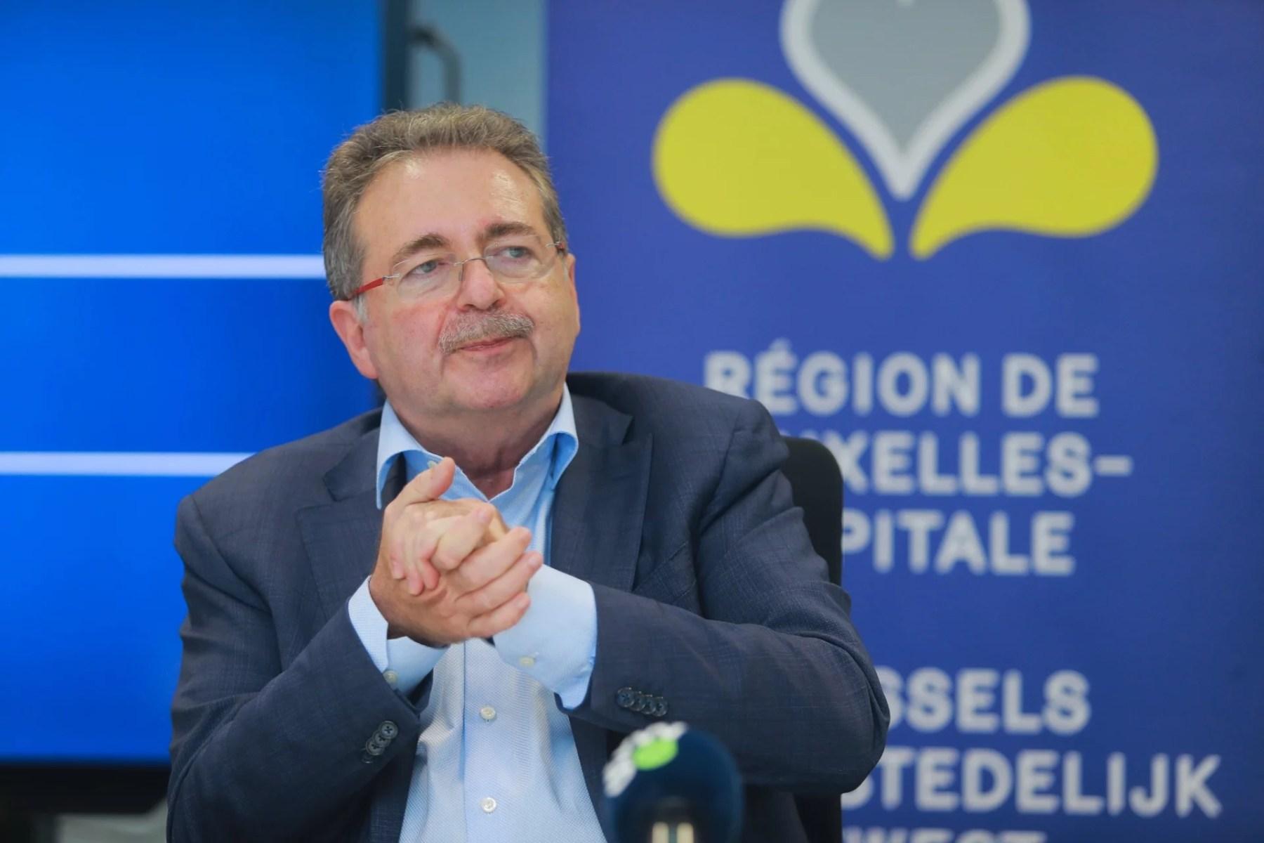 Plus personne ne prend encore le ministre-président bruxellois au sérieux