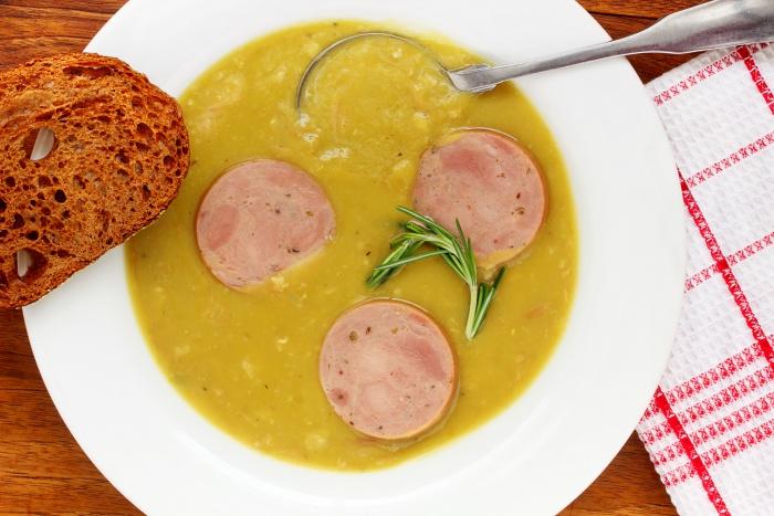3 X Winterse soep