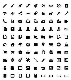 Free Adobe Illustrator User Interface Design Framework