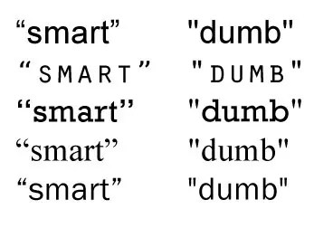 What's So Smart About Those Quotes — SitePoint