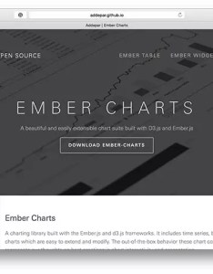 Ember charts also javascript libraries for creating beautiful rh sitepoint