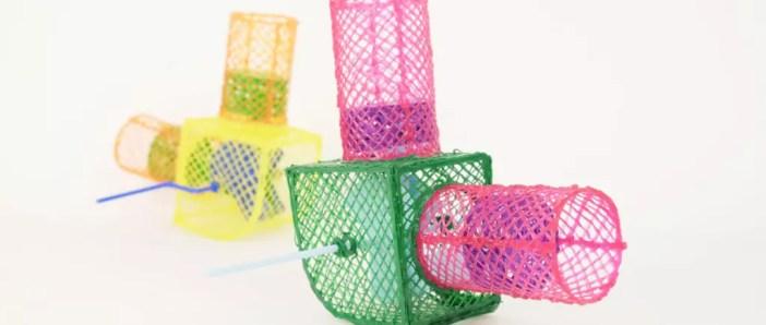 3D Printer Baskı Örnekleri: 3Doodler