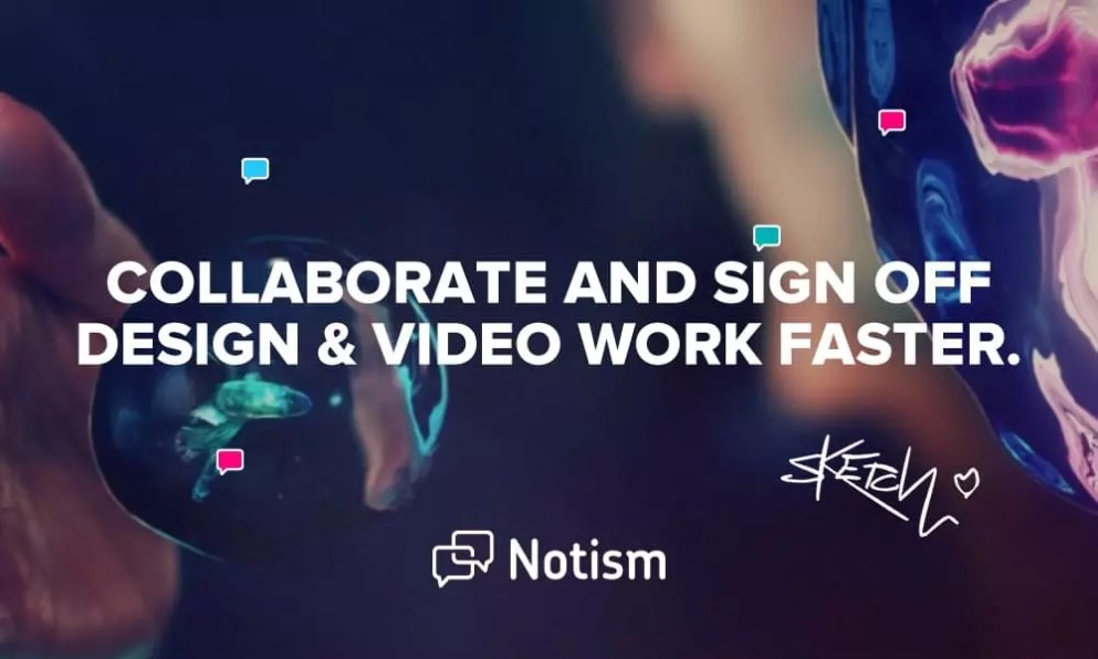 Notism — Design & Video Collaboration for Teams