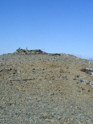 On Top of Mt. Eddy