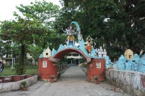 Entrance Of Shadani Darbar Raipur
