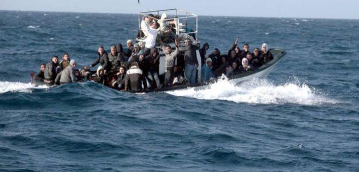 البحرية الملكية تنقد 150 مهاجرا غير شرعي من الغرق