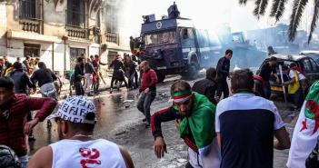 الجزائر الحراك