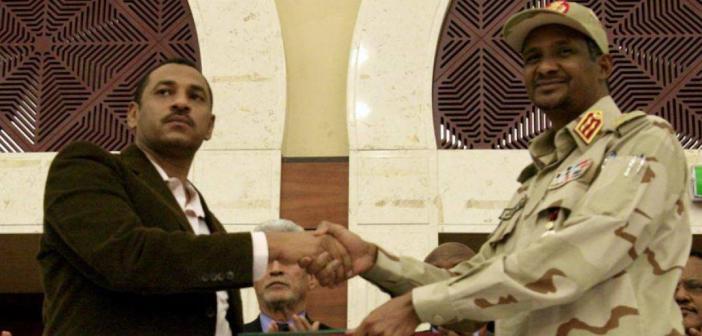 """هذه بنود الاتفاق السياسي """"التاريخي"""" الذي توج ثورة السودانيين والذي وقع اليوم"""