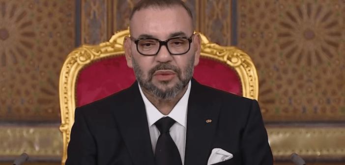برقية تعزية ومواساة من الملك إلى رئيس الجزائر في وفاة الرئيس السابق بوتفليقة