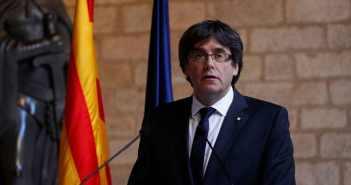الرئيس السابق لإقليم كاتالونيا كارليس بوتشيمون